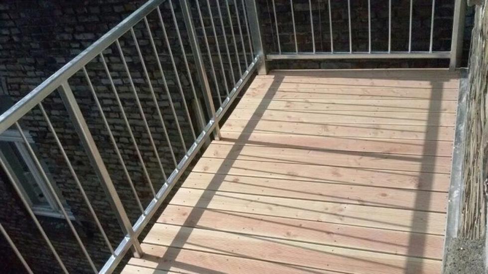 Balkonbodenbelag | Camaro Balkone